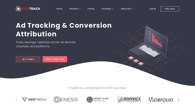 RedTrack.io API koppeling