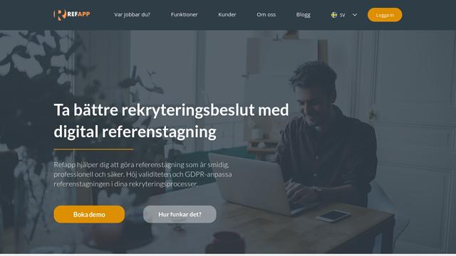 Refapp API koppeling
