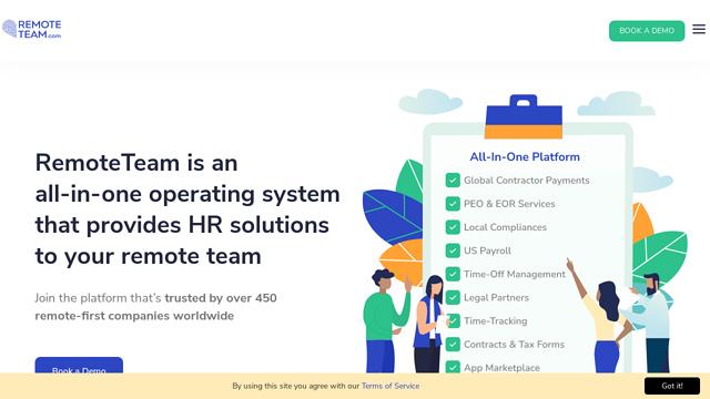 Remote-Team API koppeling