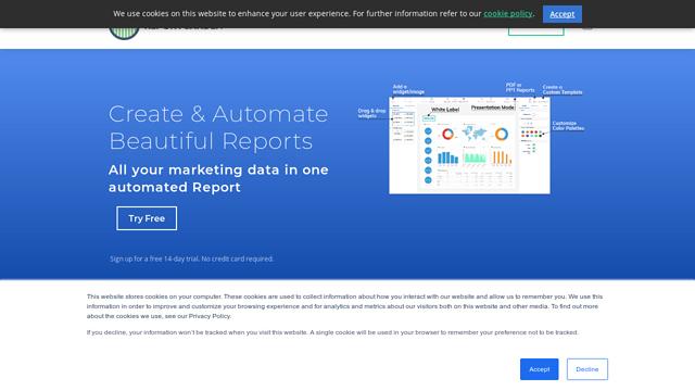 ReportGarden API koppeling