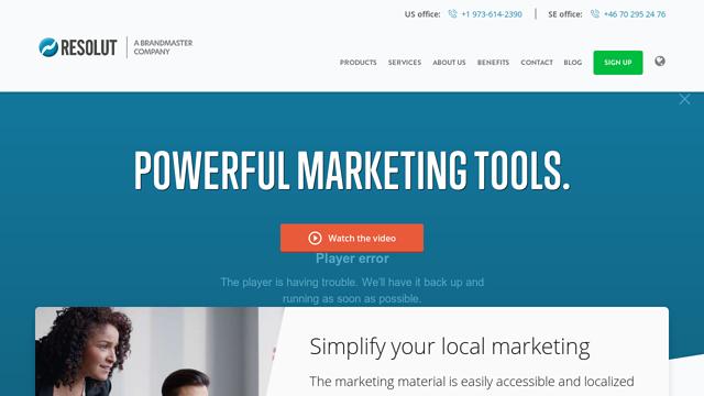 Resolut-Marketing-Systems API koppeling