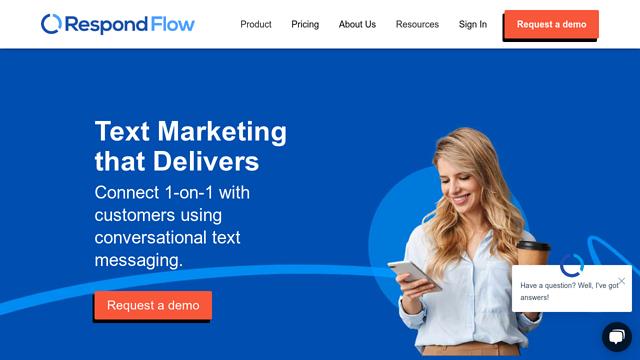 Respond-Flow API koppeling
