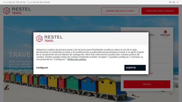 Restel-Travel API koppeling
