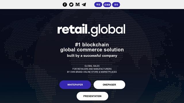 retail.global API koppeling