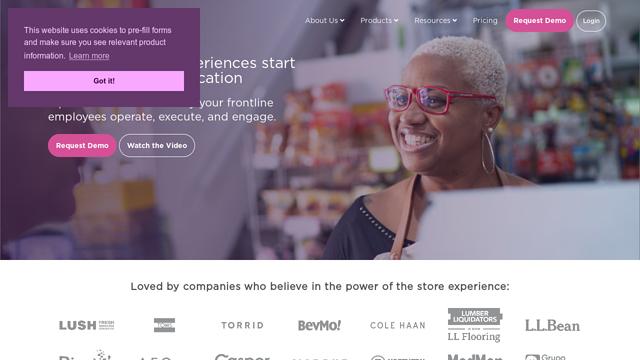 Retail-Zipline API koppeling