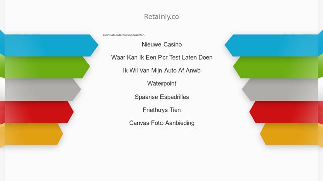 Retainly API koppeling