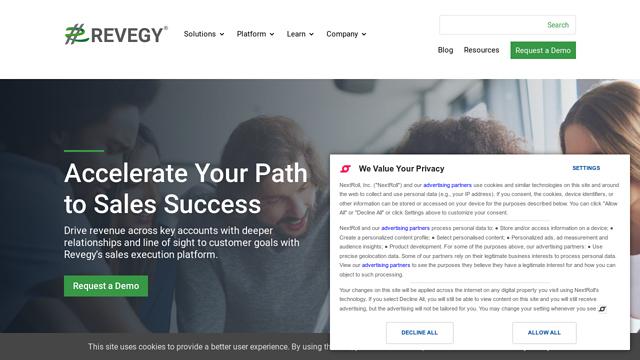 Revegy API koppeling