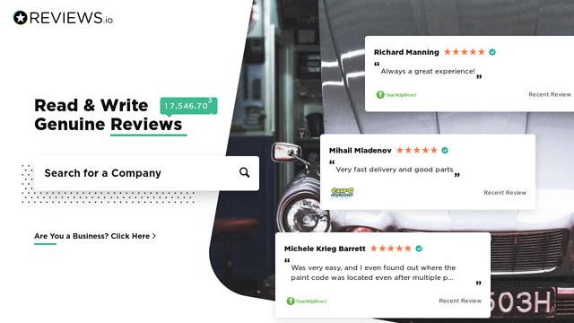 Reviews.io API koppeling