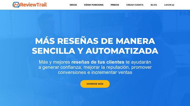 ReviewTrail API koppeling