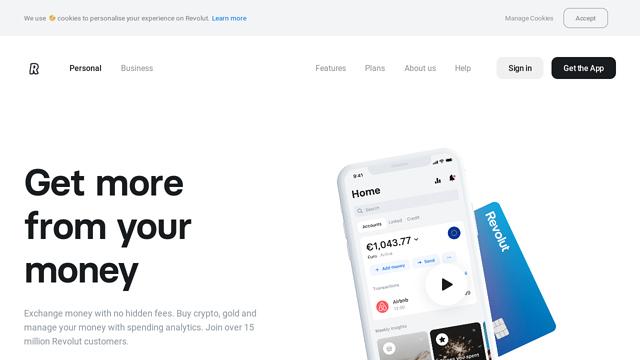 Revolut-for-Business API koppeling