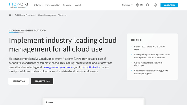 RightScale API koppeling