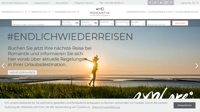 Romantik-Hotels-&-Restaurants API koppeling