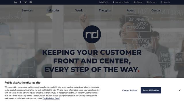 RR-Donnelley API koppeling