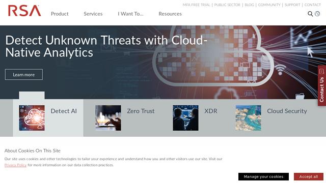 RSA-Security API koppeling