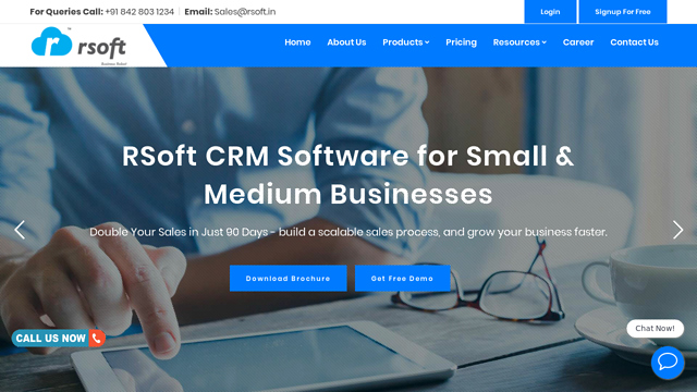 Rsoft-CRM API koppeling