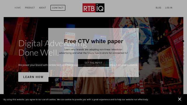 RTBiQ API koppeling