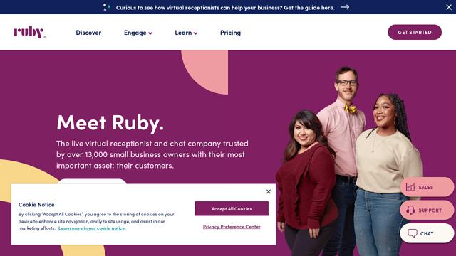 Ruby API koppeling