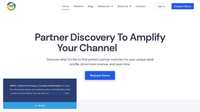 SaaSMAX API koppeling