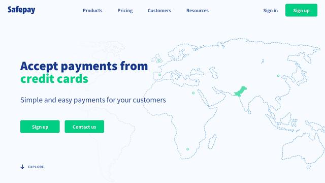 Safepay API koppeling