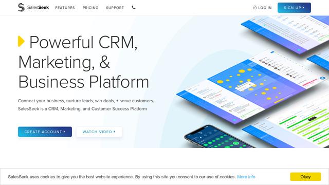 SalesSeek API koppeling