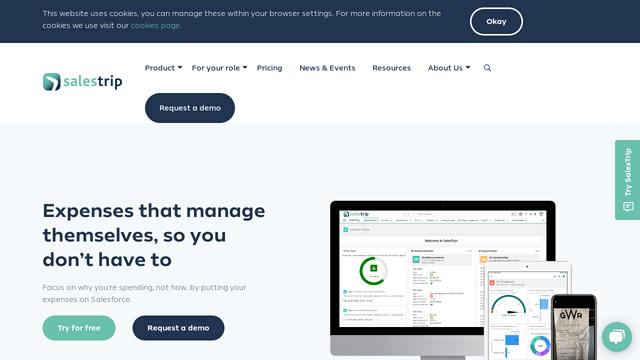 SalesTrip API koppeling