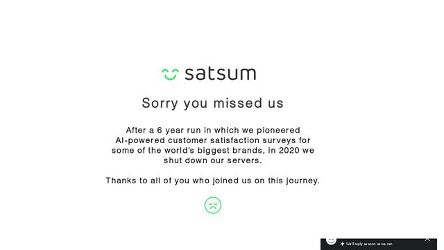 Satsum API koppeling