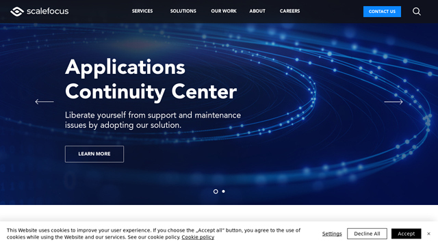ScaleFocus API koppeling