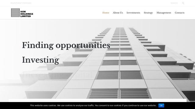 SCM-Holdings API koppeling