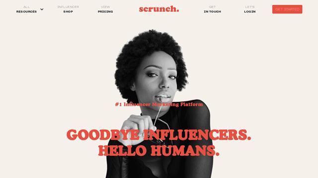 Scrunch API koppeling