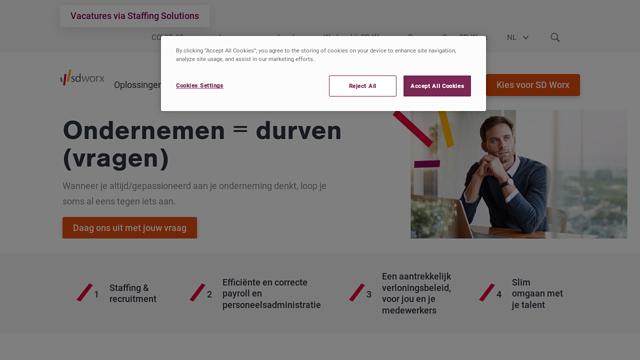 SD-Worx-België API koppeling