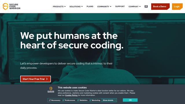 Secure-Code-Warrior API koppeling
