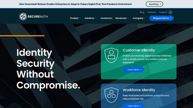 SecureAuth API koppeling