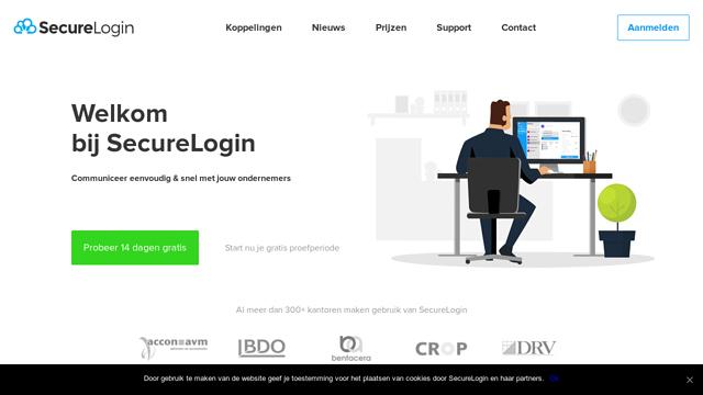 SecureLogin API koppeling
