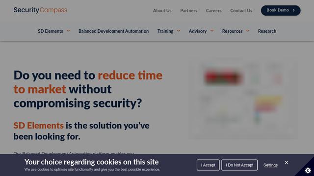 Security-Compass API koppeling