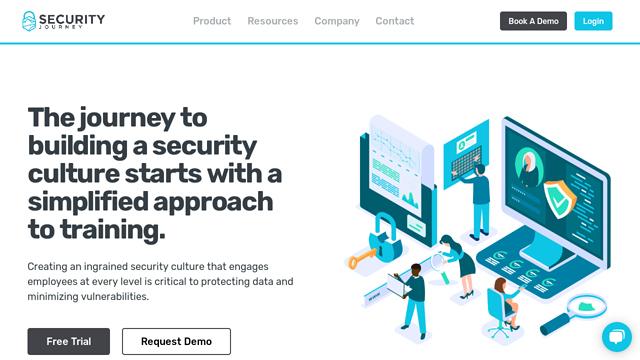 Security-Journey API koppeling