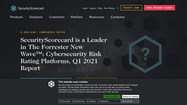 SecurityScorecard API koppeling