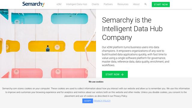 Semarchy API koppeling