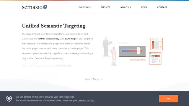 Semasio API koppeling