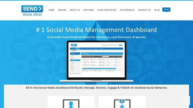 Send-Social-Media API koppeling
