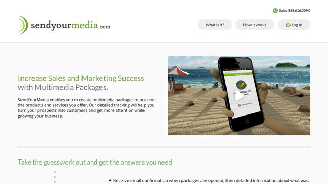 SendYourMedia API koppeling