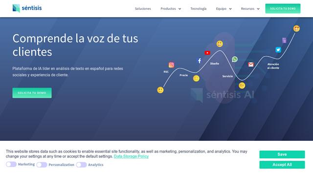 Sentisis API koppeling