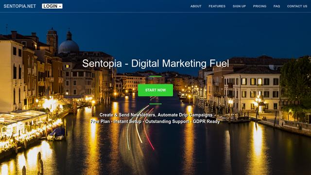 Sentopia API koppeling
