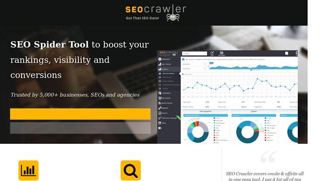 SEO-Crawler API koppeling