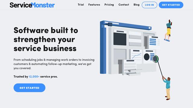 ServiceMonster API koppeling