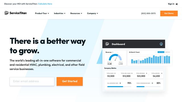 ServiceTitan API koppeling