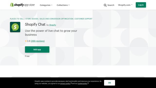 Shopify-Chat API koppeling