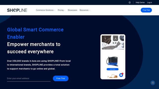 Shopline API koppeling