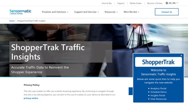 ShopperTrack API koppeling