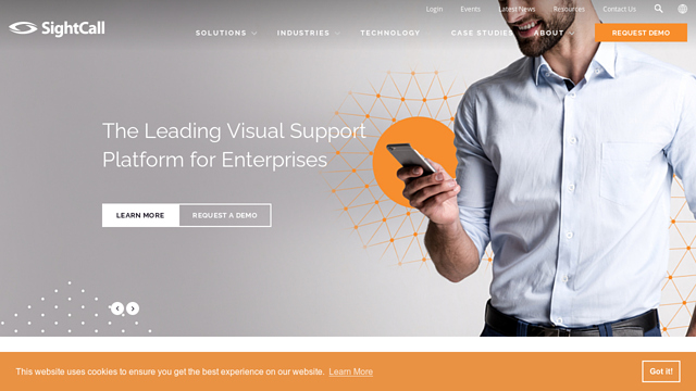 Sightcall API koppeling