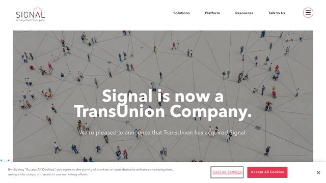 Signal API koppeling
